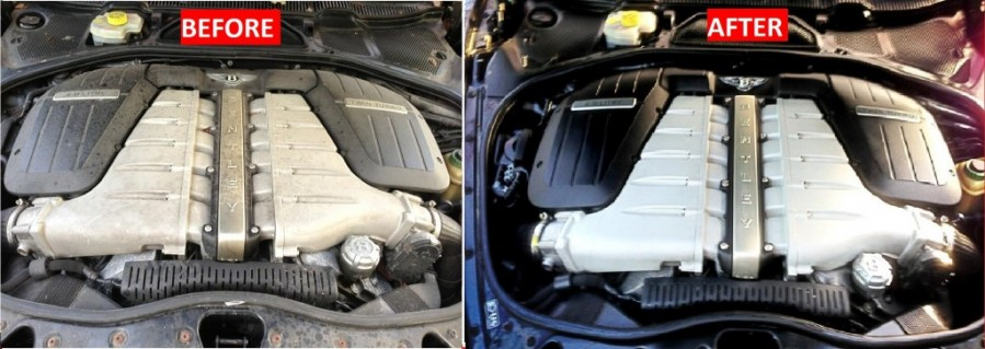Engine Cleaning Glasgow
